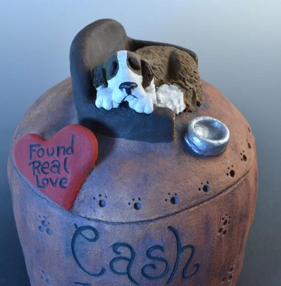 Custom Dog Urns or Pet Urns- Dog Urns, Pet urns, Pet Cremation, Dog Urn, made to order any breed