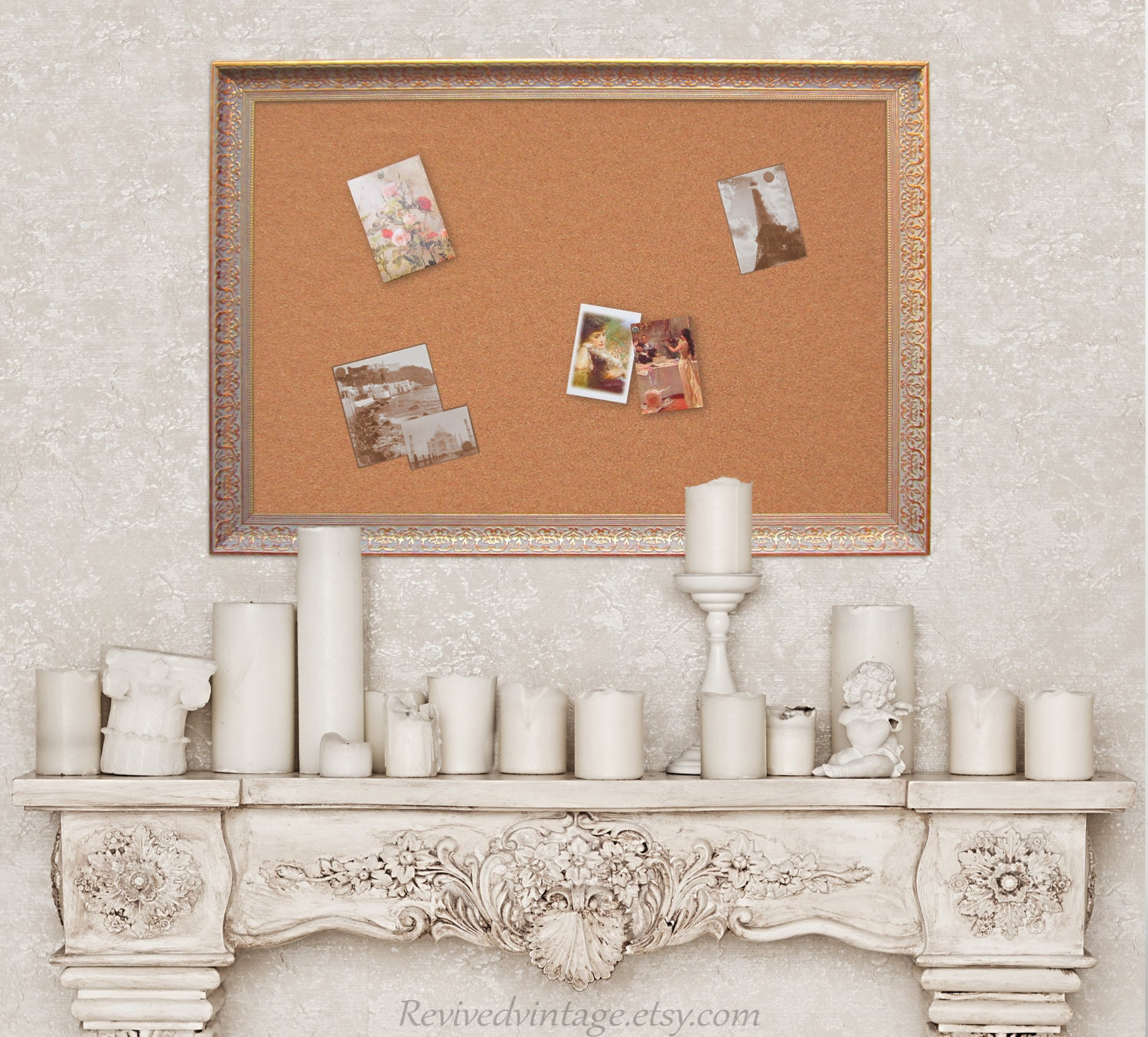 Decorative Cork Boards For Sale French Country By