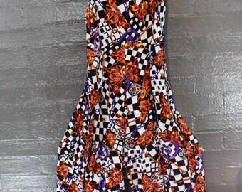 Vintage 80s Onesie Jumpsuit Pantsuit by ViVi