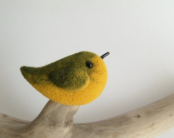 Jewelry for Children - Bird Brooch - Gift Idea