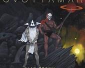 Ovoyyamar - Volume 3 - Fantasy Horror Comic Book