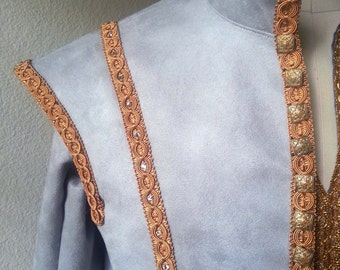 Into The Woods- Prince Charming Doublet and Tunic- Made to Order