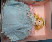 Cinderella Madame Alexander doll new in box vintage 1970s collectible toy
