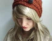 Crochet PATTERN - Fiona Slouchy Hat - sizes Toddler - Adult