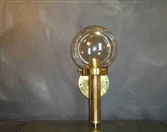 Items Similar To Vintage Mid Century Modern NOS 6 Smoked Globe Ceiling