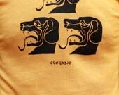 Game of Thrones // Clegane Sigil Women's Tee Shirt //