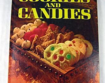 Vintage BHG COOKIES & CANDiES COOKBOOK 100s Recipes Circa 1966