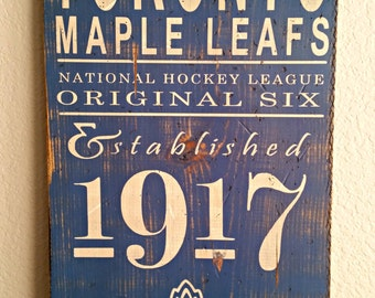 Toronto Maple Leafs Hockey Original 6 Established 1917 #0: il 340x270 ckz1