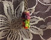 Bottle Charm Necklace- Bread & Butter Pickles