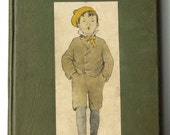 Johnny Blossom, 1912, First Edition, by Dikken Zwilgmeyer, Illustrated