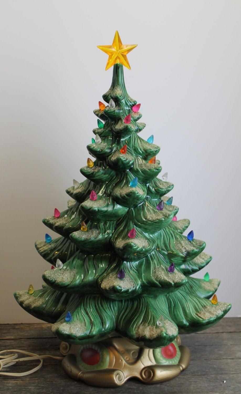 Best 28 Large Ceramic Christmas Tree Large Evergreen