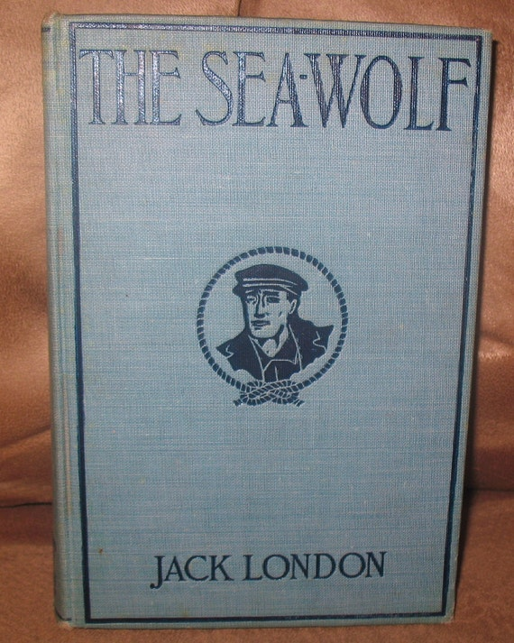 an analysis of the sea wolf a novel by jack london The sea wolf (serialized in the century magazine, jan-nov, 1904) [ go to  london's writings ] use a concordance of this work (find locations of words,.