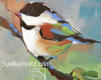 chickadee #4 • instant download