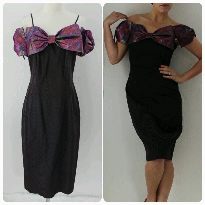 Vintage Prom Dress Etsy - nornas.info
