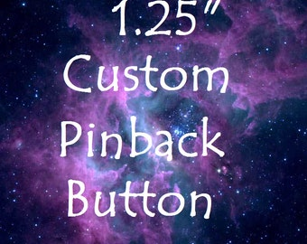 4 Custom Buttons Order