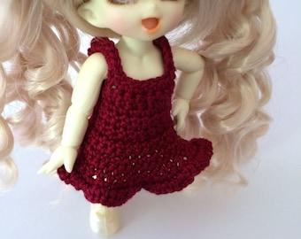 PukiPuki Little Red Dress