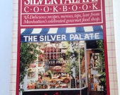 The Silver Palate Cookbook 1982 paperback by Julee Rosso and Shelia Lukins pages 349