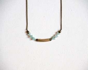 SOKI Necklace - Tiny dainty necklace