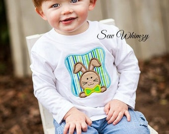 Easter shirt or bodysuit- Easter bunny shirt or bodysuit