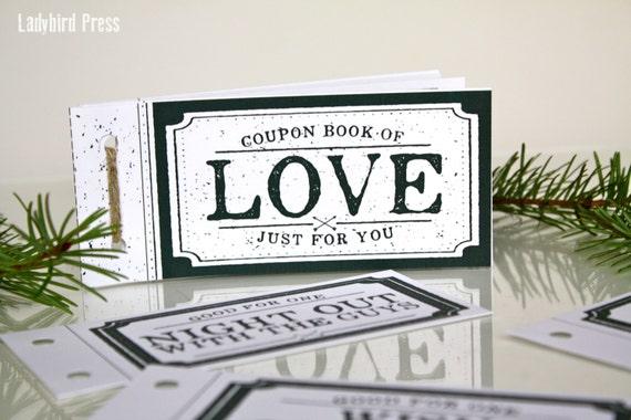 Printable Love Vouchers