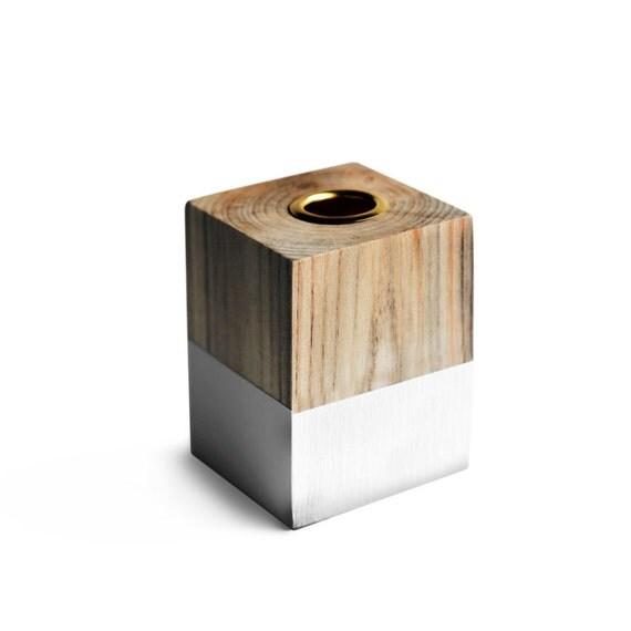 Dänische Kerzenständer Holz ~ Moderne Treibholz Kerzenhalter Holz Kerze Halter Weißes Holz