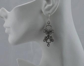 Chainmail Earrings P2