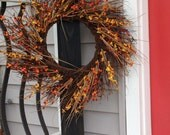 Porch Welcome Post / wooden post with hook for welcome sign, wreath or seasonal decorations