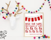INSTANT DOWNLOAD, Christmas Story Quote Printable, No. 239
