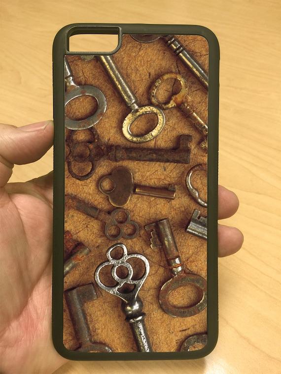 iPhone Case Antique Keys iPhone 6/6+ iPhone 5/5s iPhone 4/4s