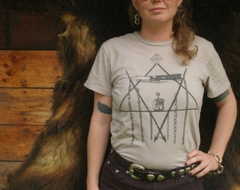 Metal Pentagram TSHIRT