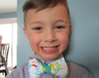 Made to order bowties, bows, and headbands for infants and children of all ages.