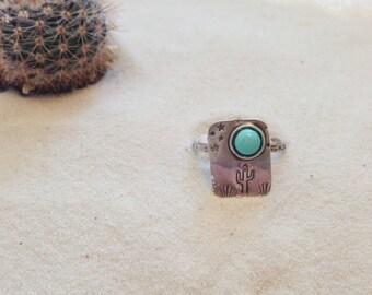 desert sky ring