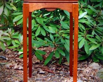 """Art Deco """"Half Moon"""" Display Table"""