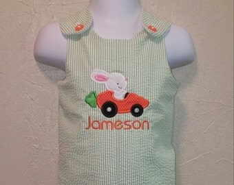 Boys Easter Shortalls or Longalls - Shortalls Buy 3 or more and save 10%...