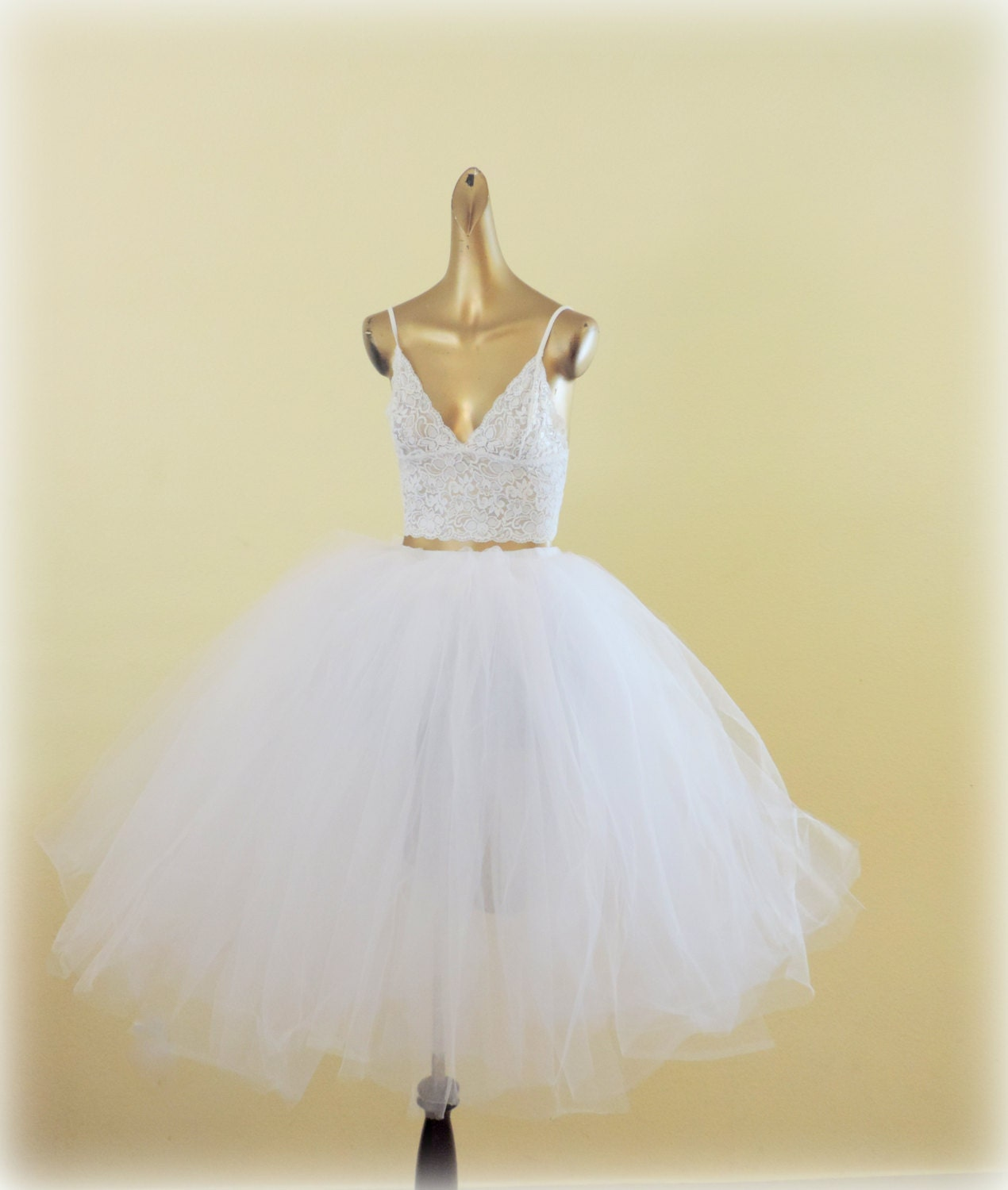 how to make full adult tutu