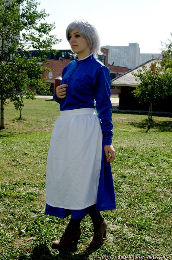 Sophie Hatter from Howl's Moving Castle Costume/Cosplay
