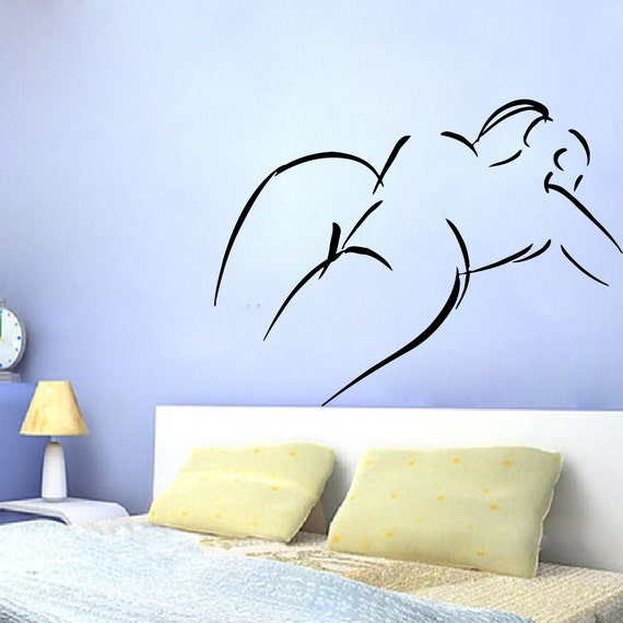Wall Decor For Massage Room : Wall decals vinyl decal sticker home interior by harmony life