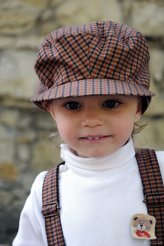 Driving Caps For Babies Hat Boys Newsboy Cap Baby