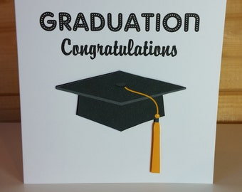 Graduation card - Personalised