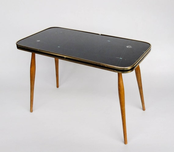 Mid Century Modern Coffee Table / Stand / By