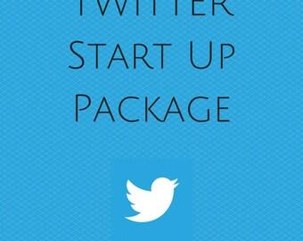 Custom TWITTER MARKETING Plan- Social Media Marketing Plans