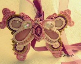 butterfly spring soutache