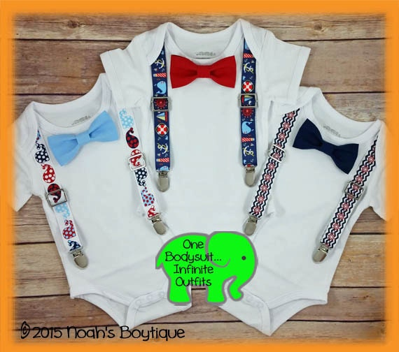Baby Boy Nautical Clothes Nautical Baby Shower by