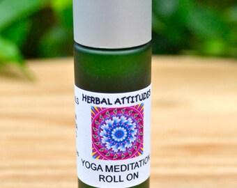 YOGA MEDITATION Roll On