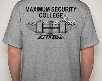 2XL- Charlie - Cell Block shirt