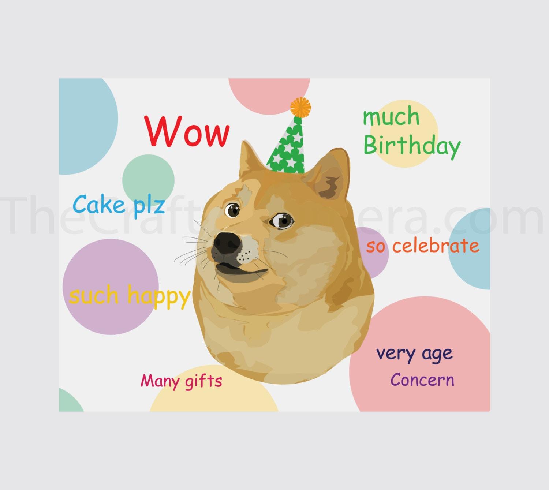 Shiba Inu Cake Birthday