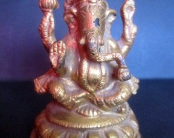 Gorgeous Bras Folk Ganesh from South India.