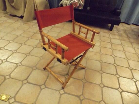 Vintage Telescope Folding Furniture Company By Krisfindings