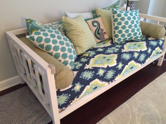 Daybed Fitted Mattress Cover Twin Or Twin Xl By Deeanasdesigns