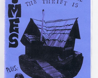 Thrifty Times 28 - A Zine about Thrifting